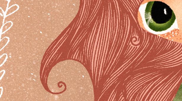 Ilustração de Juliana Fiorese da Catelyn Stark