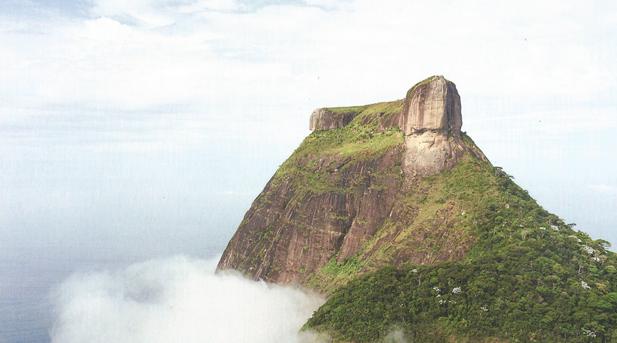 Pedra da Gávea - Stabilo