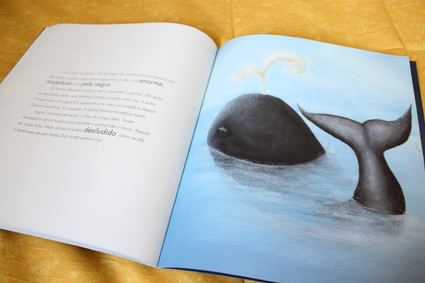 Moby Dick - 18 - Juliana Fiorese