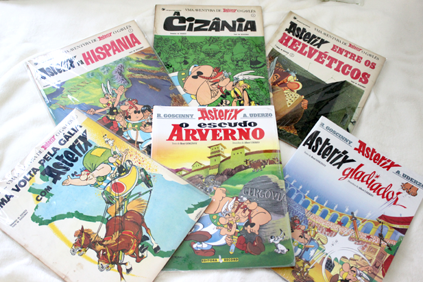 Asterix - Juliana Fiorese