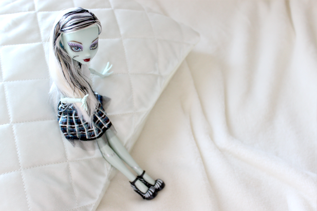 Monster High Frankie - Juliana Fiorese