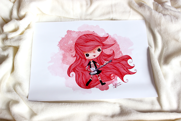 Ilustração de  Juliana Fiorese