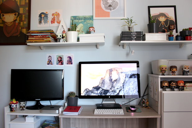 Home office Juliana Fiorese