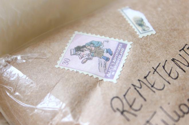 Cartas - Adorno - Juliana Fiorese