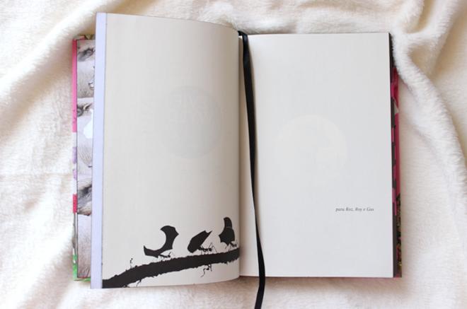 Onde cantam os pássaros - Juliana Fiorese