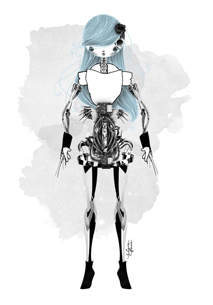 Eu, Robô - Juliana Fiorese