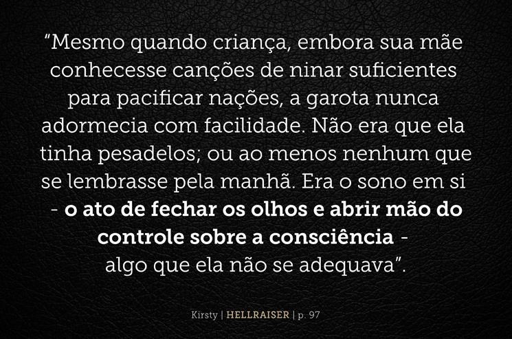 Hellraiser - Juliana Fiorese