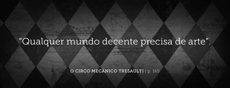 Circo Tresaulti - Juliana Fiorese