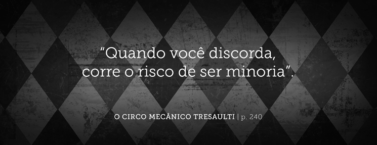 Circo Tresaulti - Juliana Fiorese