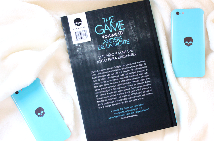 The Game II - Juliana Fiorese