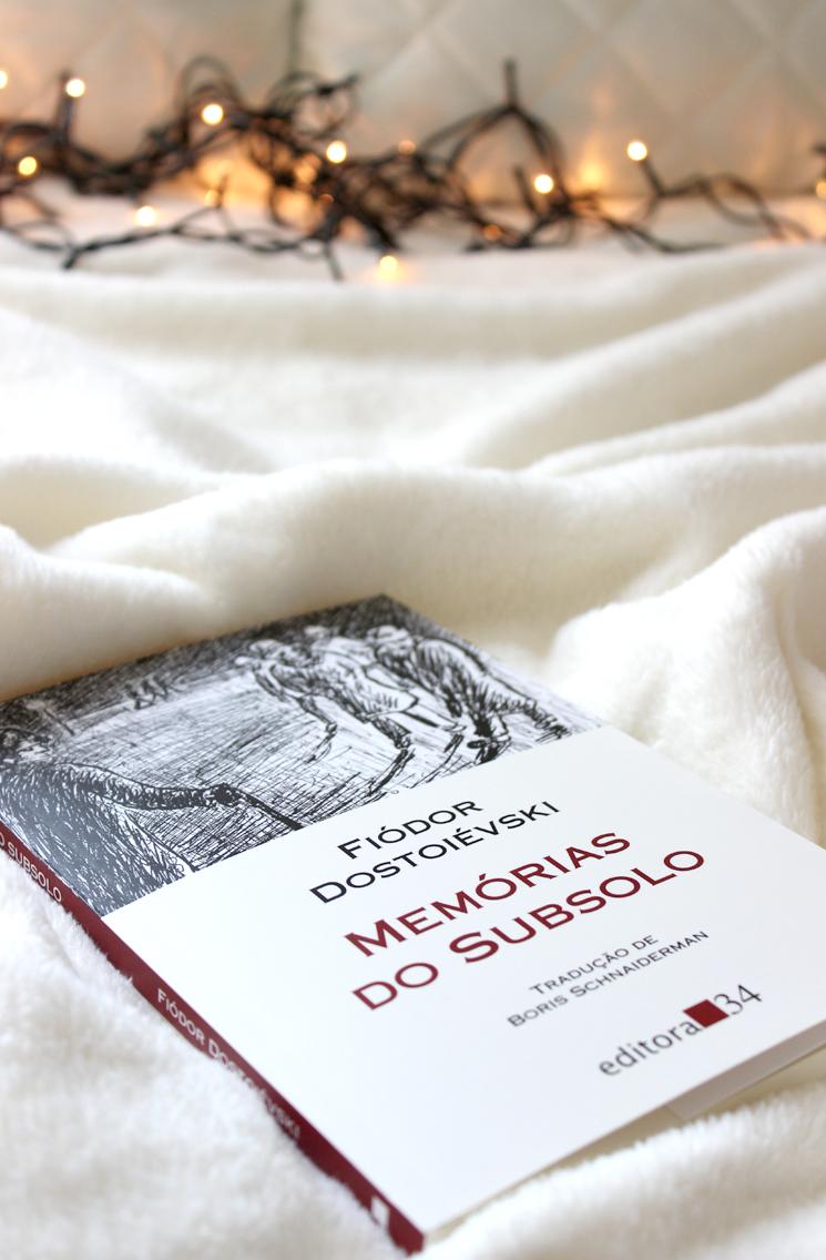 Memórias do Subsolo - Juliana Fiorese