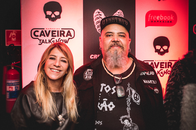Caveira Talk Show - Juliana Fiorese