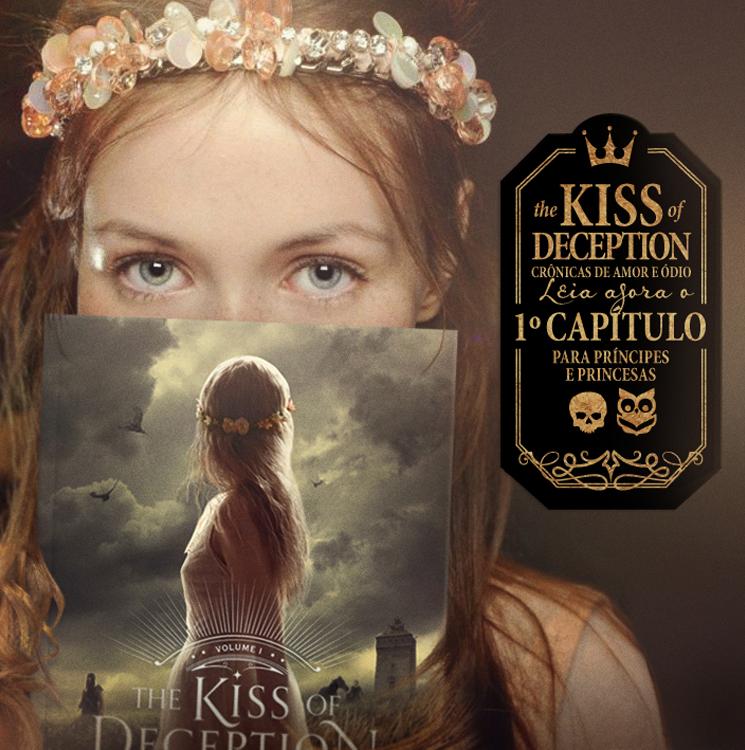 Kiss of Deception - Juliana Fiorese