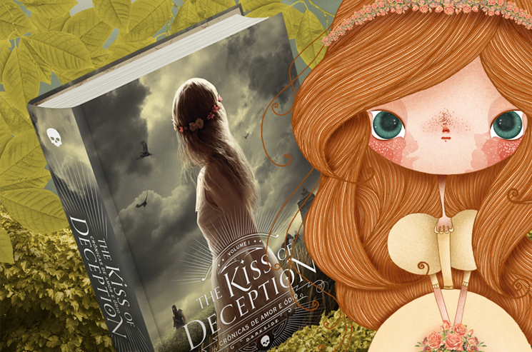 The Kiss of Deception - Juliana Fiorese