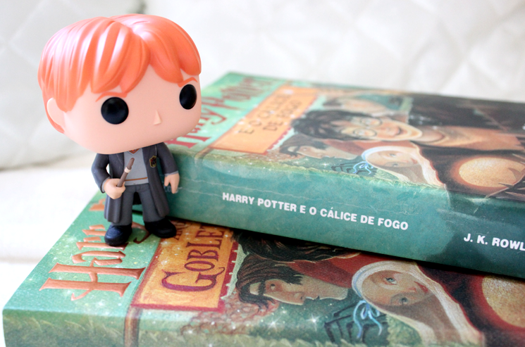 Harry Potter - Juliana Fiorese