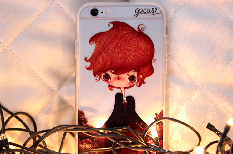 Go Case - Harry Potter - Juliana Fiorese