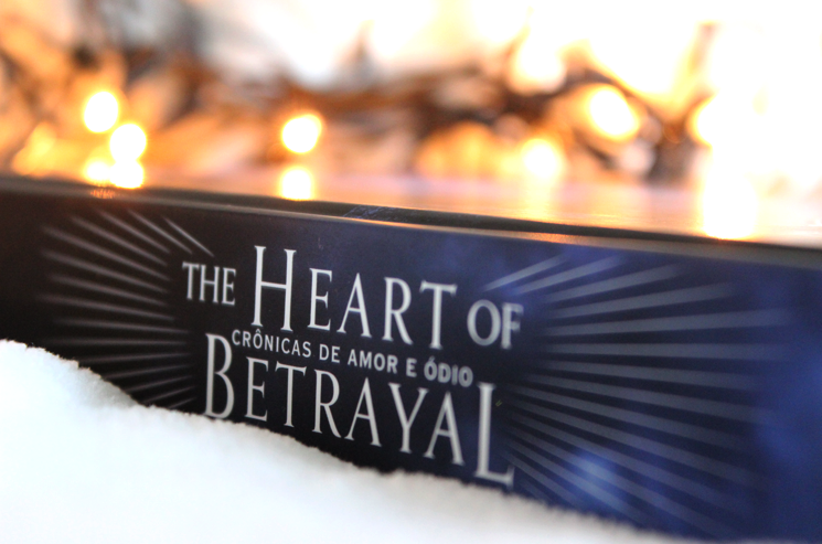 The Heart of Betrayal - Juliana Fiorese